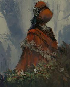 Bloodborne Plain Doll. ブラッドボーン始めました。 - Haruaki Gallery