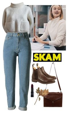 """""""noora"""" by silkwitch on Polyvore featuring Alaïa and Jack Wills"""