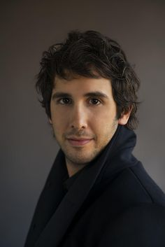 Josh Groban <3 all of him. Every little thing.