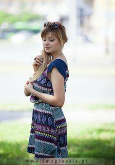 Juliette in Wonderland: #aztec #dress #moodo