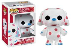 Amazon.com: Funko POP Holiday: Misfit Elephant Vinyl Figure: Toys & Games