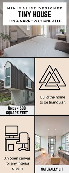 Shipping Container homes are growing in popularity. Catch a glimpse into this modern and sophisticated tiny house built from a shipping container! Building A Tiny House, Tiny House Plans, House Floor Plans, Tiny House Luxury, Luxury Homes, Tiny Homes, Dream Homes, House Built, Tiny House Living