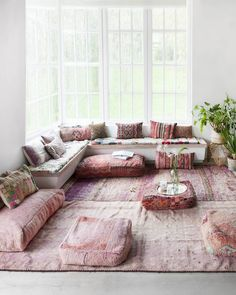 my scandinavian home: 6 Ways to Rock the Rug in 2018 (photo El Ramla Hamra).