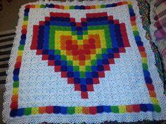"""""""Same love"""" blanket. 3/2/14"""
