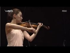 Beethoven Violin Concerto in D Major Op.61:클라라주미 강 & Seoul Phil Orchestra - YouTube