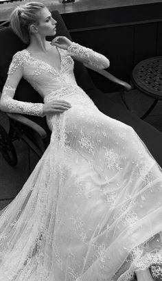 timeless Inbal Dror wedding dresses