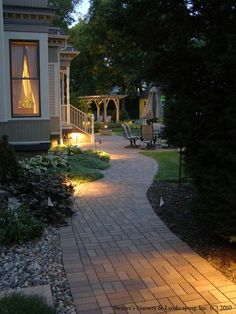 Landscape Lighting 10 | Decoration Ideas Network