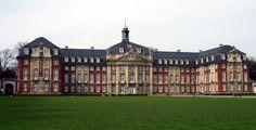 Westfälische Wilhelms-Universität Münster - Münster - Nordrhein-Westfalen