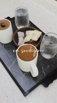 Coffee Break, Coffee Time, Mood Instagram, Pretty Flowers, Food Porn, Treats, Tableware, Photos, Drinks