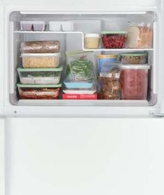 How long different foods will last in the freezer.  Not about nutrition, but VERY good to know.