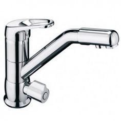 Blanco Filtra Flow Single Lever Kitchen Sink Mixer Tap - FILTRA FLOW BM4400 Kitchen Sink Taps, Sink Mixer Taps, Buy Kitchen, Kitchen Appliances, Flow, Diy Kitchen Appliances, Home Appliances