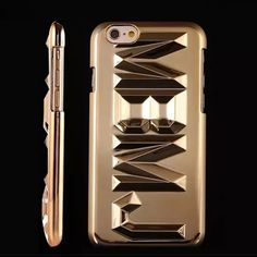 New Marc Jacobs Metallic Gold iPhone 6 Plus Case! Brand new! **This is for the iPhone 6 Plus** Comes with original box. Gorgeous metallic gold! Any questions, please ask! No trades. Marc by Marc Jacobs Accessories Phone Cases