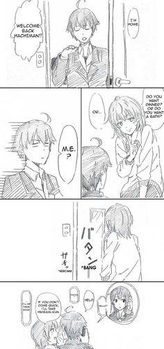 Yukinoshita Yukino 雪ノ下雪乃♥♥♥ | Yahari Ore no Seishun Rabu ...