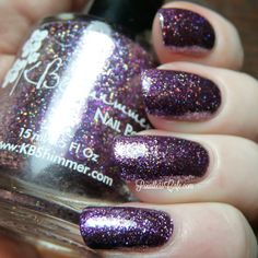 KBShimmer: The Birthstone Collection - Swatches and Review | Pointless Cafe