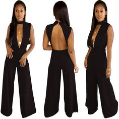d62bff2f611 52 Best Club Jumpsuits images in 2017 | Jumpsuit, Jumpsuits for ...