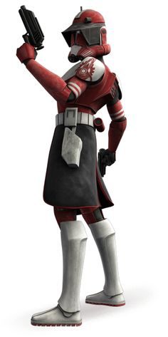 Clone Commander Fox - Info, Pictures, and Videos | StarWars.com