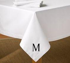 Tablecloths, Table Runners & Table Cloths | Pottery Barn