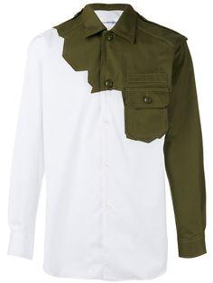d6043b7152285a Comme Des Garçons Shirt Hemd Mit Brusttasche - Farfetch. Herren  HemdenTaschenHochschuleLässige Shirts ...