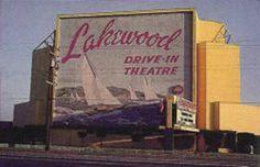 Lakewood Shopping Center Lakewood Ca 1950s Lakewood