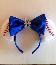 Disney minnie ears  on Etsy, $15.00