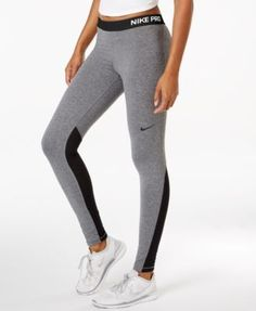 XS Nike Pro Warm Dri-FIT Leggings | macys.com