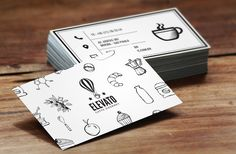 Elevato Caffe Gourmet - Branding & Packaging on Behance