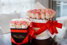 Цветы в коробке: как букет, только еще лучше! - Блог о праздниках