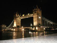 #London #TowerBridge #SummerNight