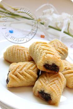 Makroud nekache (Makroud a la pince) - Le Monde Culinaire De Meriem
