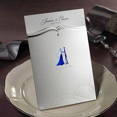150Kits Sets Romantic Wedding Invitations 150 Cards + Envelopes + Seals / 9097