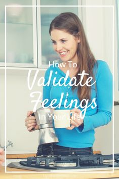 Have you ever been trying to explain something to a loved one or friend and they keep interrupting you? Or they keep trying to offer solutions to your problem when you never asked?  Down you're wishing that they would just listen.  But you may actually be the problem... http://mynaturalbabybirth.com/how-to-validate-feelings-in-your-life