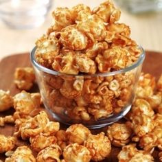 Old Fashioned Cracker Jack Caramel Corn Recipe ....TAKE me out to the ballgame!