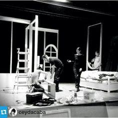 #backstage #tiyatro
