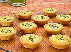 Empadinha de Queijo - Veja mais em: http://www.cybercook.com.br/receita-de-empadinha-de-queijo.html?codigo=17972