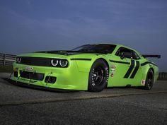 Dodge Challenger SRT Trans Am Race Car Breaks Cover