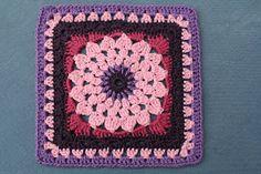 75 Beste Afbeeldingen Van Granny Squareskussenhoes Haken Crochet