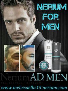 MEN Love Nerium Too!!