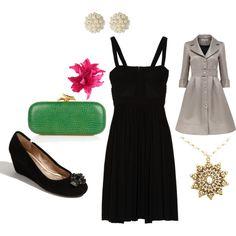'Lil Black Dress