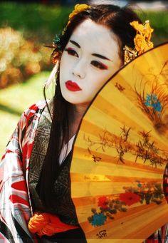Japan Geisha          @   Roby Kettii