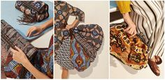 African themed pieces from Max Mara Weekend, now until April 23rd on the 3rd floor of Galeries Lafayette Paris Haussmann.