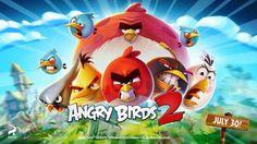 El 30 de julio llegará Angry Birds 2 http://blogueabanana.com/tecnologia/angry-birds-2.html