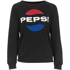 Pepsi Sweat by Tee and Cake ($60) ❤ liked on Polyvore featuring tops, hoodies, sweatshirts and tee and cake