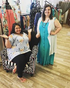 New unique styles/prints all over the store in sizes Small-3XL! Stop by and see us or give us a call to order/ship! . . 1030-530 200 Bell Lane WM 318.884.7467 #thefleurtygingerboutique #northlouisianasplussizeheadquarters #shoplocal #shoptfgb #musthave #plussize #modelstatus @thefleurtygingerboutique @kdanna_ @kelli.renea @michaelanava
