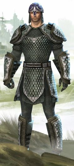 Scale Mail, Armors And Armour On Pinterest