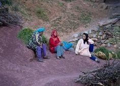 Voyage chez les Amazighs