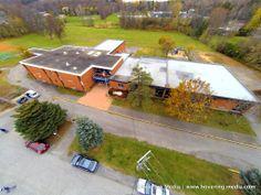 A school in Cumberland, Ontario.