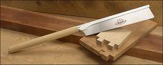 Steel-Backed Dozuki - Woodworking