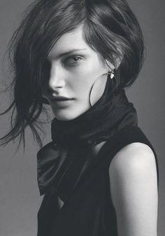 Chaîne d'ancre Initiale hoop #earrings by Hermès