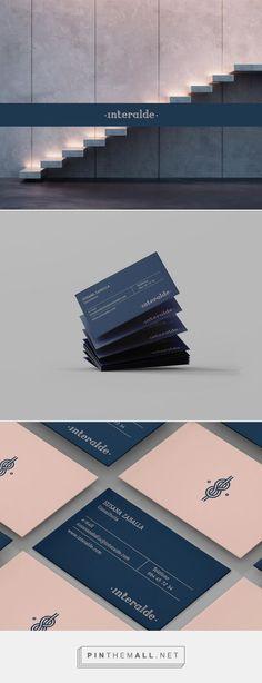 Interalde | Branding | Marina Goni | Fivestar Branding – Design and Branding Agency & Inspiration Gallery