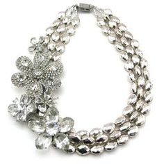 Elva Fields silver necklace